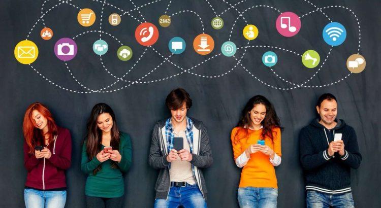 Человек и социальные сети